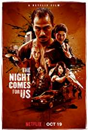 The Night Comes for Us (2018) (BluRay)
