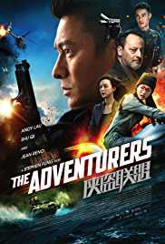 The Adventurers (2017) (BluRay) - Hollywood Movies Hindi Dubbed
