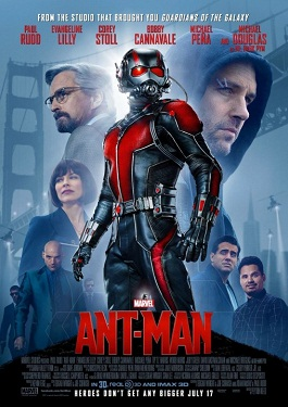Ant-Man (2015) (BluRay) - New Hollywood Dubbed Movies