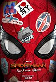 Spider-Man Far from Home (2019) (BluRay)