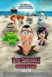 Hotel Transylvania 3 Summer Vacation (2018) (BluRay)