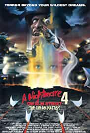 A Nightmare on Elm Street 4: The Dream Master (1988) (BluRay)