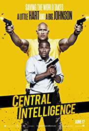 Central Intelligence (2016) (BluRay) - Hollywood Movies Hindi Dubbed