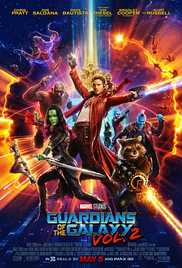 Guardians of the Galaxy Vol. 2 (2017) (BluRay) - Guardians of the Galaxy All Series