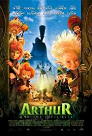 Arthur and the Invisibles (2006) (BluRay) - Cartoon Dubbed Movies