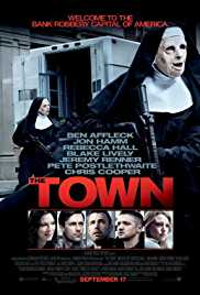 The Town (2010) (BRRip) - Hollywood Movies Hindi Dubbed