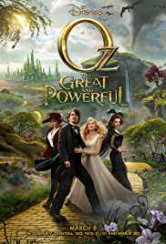 Oz the Great and Powerful (2013) (BluRay) - Hollywood Movies Hindi Dubbed